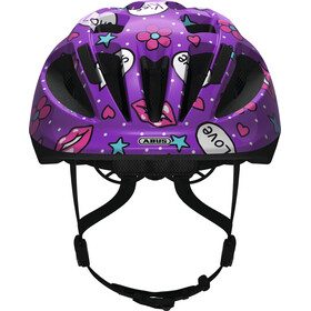 ABUS Smooty 2.0 Helmet Kids purple kisses